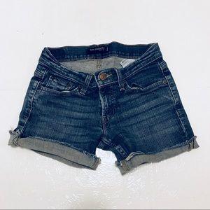 Levis Girls Denim Cutoff Shorts